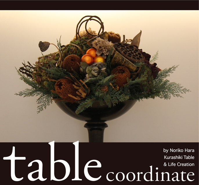 Noriko Hara Kurashiki Table&Life Creation