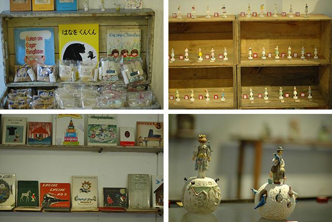 にしおゆき陶人形展「人形とえほん2」