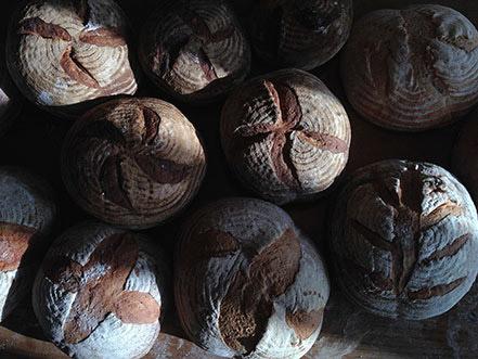 「コウボパン 小さじいち」さんから、パンがやってきます。
